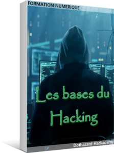 ebook formation les bases du hacking