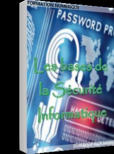 Formation Les bases de la sécurité informatique