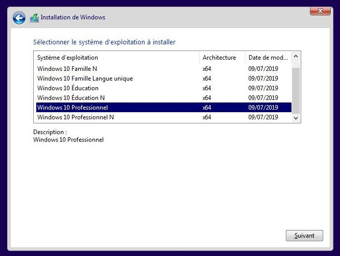 Windows 10 x64 - VMware Workstation