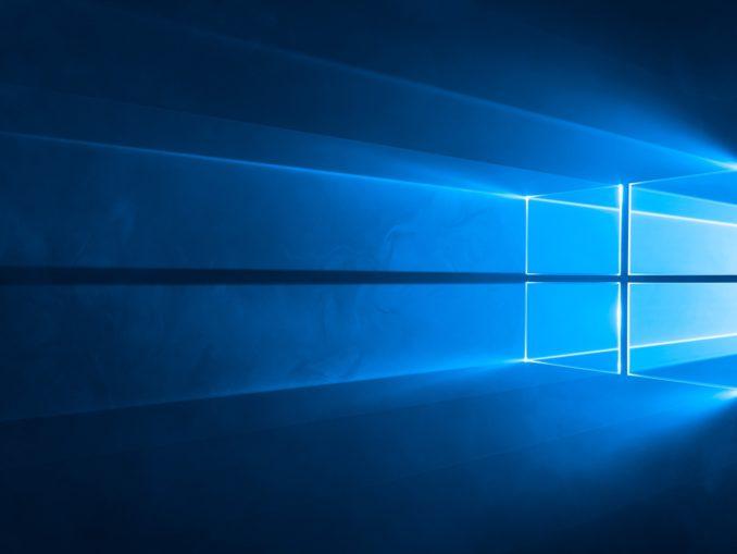 windows 7/8/10 server 2012/2016